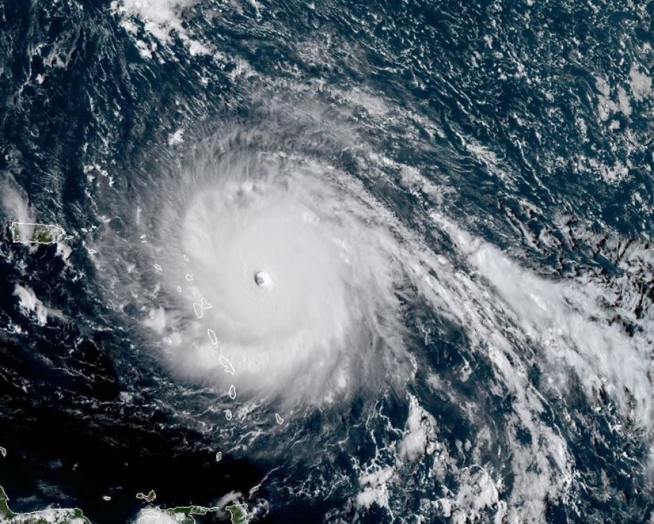 Ouragan Irma : Le PCF adresse sa solidarité aux familles et aux proches des victimes